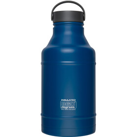 360° degrees Growler Drink Bottle 1800ml, dark blue